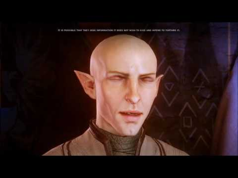 #54 Dragon Age Inquisition - Solas - All New, Faded for Her