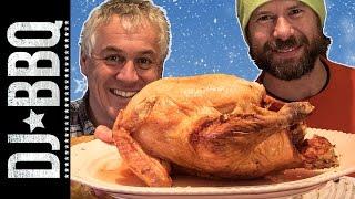 How To Bbq A Turkey