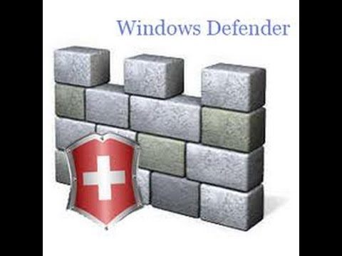 Как включить и отключить Windows Defender в Windows 8