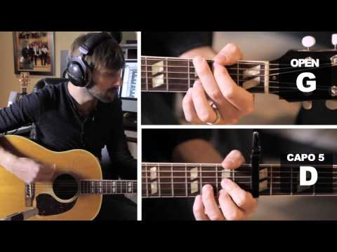 """""""Compass"""" Guitar Tutorial with Dave Haywood"""