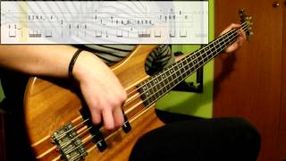 Jamiroquai - Hey Floyd (Bass Cover) (Play Along Tabs In Video)