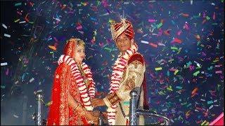 New indian wedding dance | jaimala Varmala 2018 | New rajasthani dance
