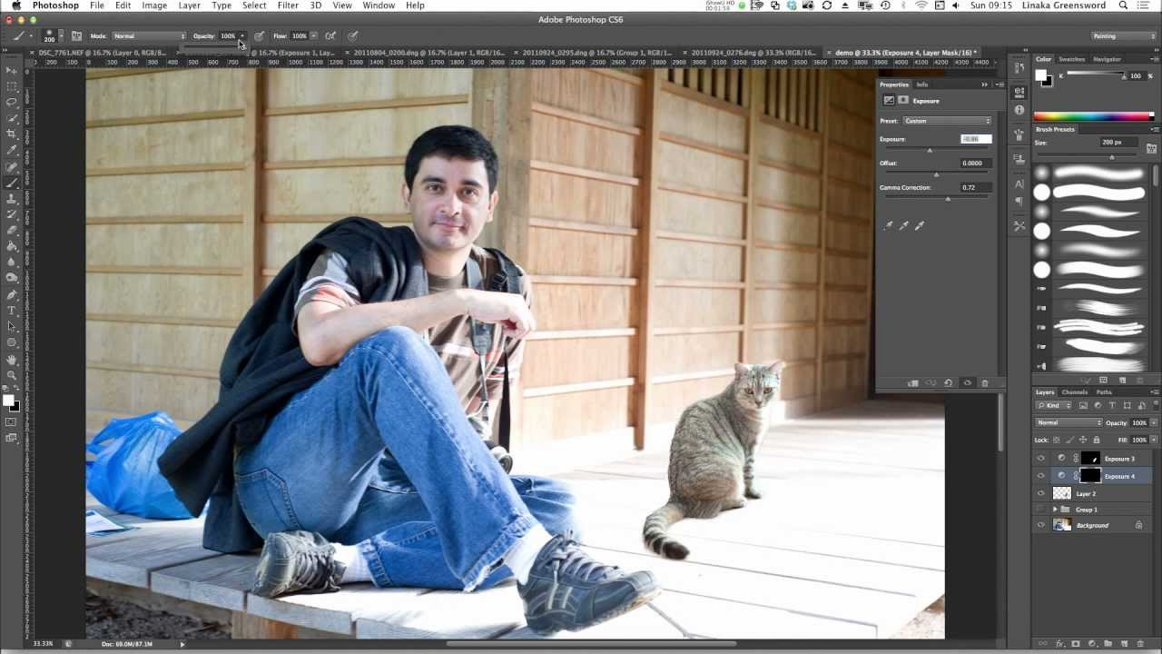 How to merge photos realistically in photoshop cs6 tutorial youtube how to merge photos realistically in photoshop cs6 tutorial baditri Choice Image