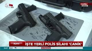 Yerli Ve Milli Polis Silahı 'Canik ' . A haber 2017