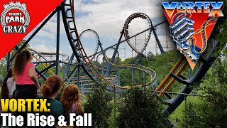 The Rise & Fall of Vortex (Kings Island)