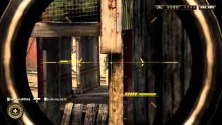 ⌠Resistance 3 β⌡ Multiplayer Gameplay  (Team deathmatch in Trainyard)