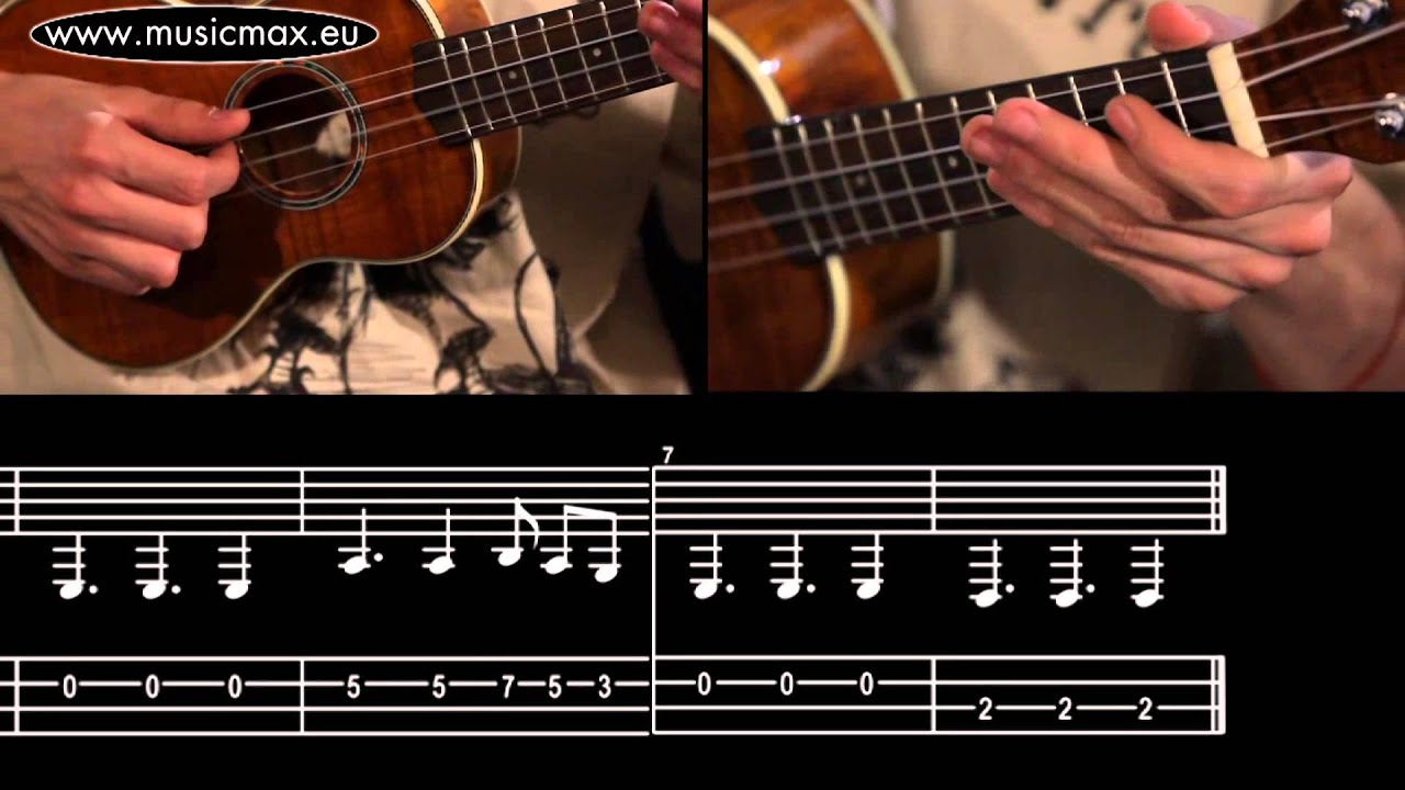 How To Play Otherside By Red Hot Chili Peppers On Ukulele Uki