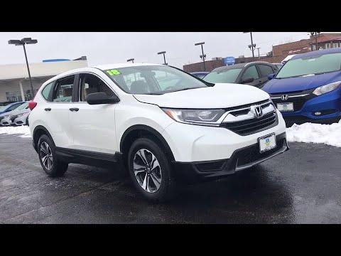 2018 Honda CR-V near me Elmhurst, Carol Stream, Bloomingdale, Itasca, Hinsdale, IL 90668A