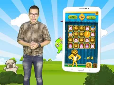 ZooBaDaBoo (ซูบาดาบู) เกมจับคู่ฝีมือคนไทย