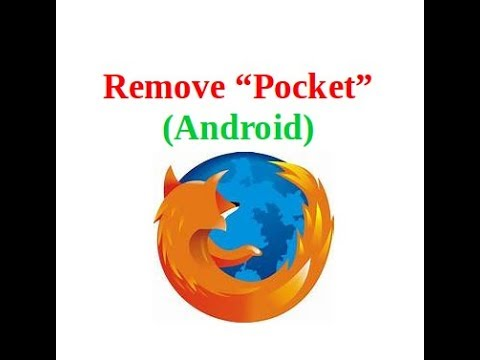 Android Firefox Homepage - Remove Pocket And Highlights