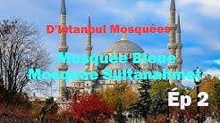 Mosquée Bleue  Mosquée Sultanahmet 02