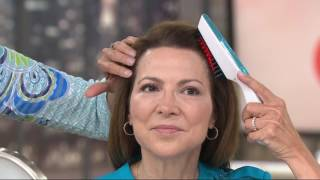 HairMax Ultima 9 Hair Growth LaserComb with Activator on QVC
