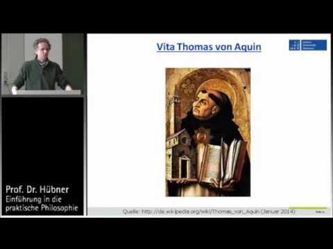 Praktische Philosophie 5b: Tugendethik - Thomas Von Aquin, MacIntyre, Nussbaum