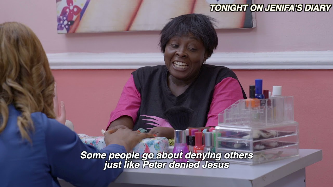 Download Jenifa's Diary Season 25 Episode 4 (2021) - Showing Tonight on AIT (Ch 253 on DSTV), 7:30pm
