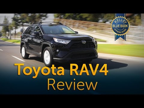 2019 Toyota RAV4 - Review & Road Test