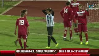 Serie D Girone D Colligiana-V.A.Sansepolcro 1-1