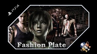 Resident Evil 0 - Fashion Plate achievement / trophy guide