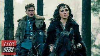 'Wonder Woman'Earns Biggest Op