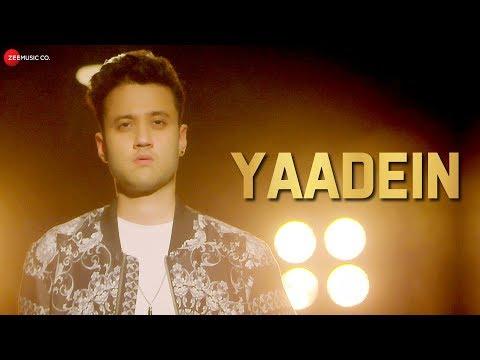 Yaadein - Official Music Video | Aaryan