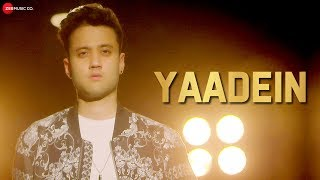 Yaadein - Official Music Video | Aaryan
