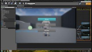 HOW to CREATE a GAMEPAD Menu Unreal Engine 4