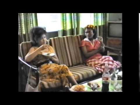 WAGENINGEN, NICKERIE, SURINAME 1976 and 1989