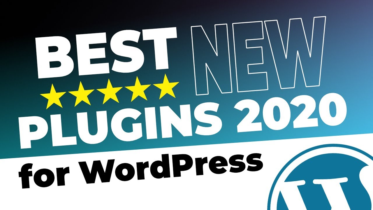 The 26 Best Wordpress Plugins To Make Your 2