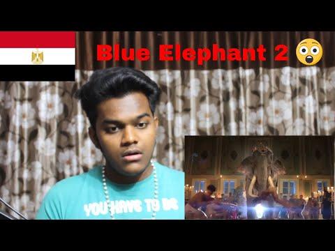 INDIAN REACTION TO Egyptian Horror Movie Blue Elephant 2 Trailer