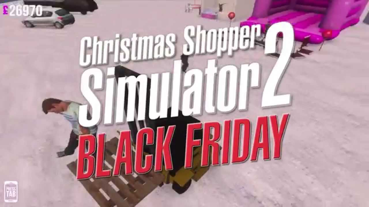 christmas shopper simulator 2 black friday expansion pack