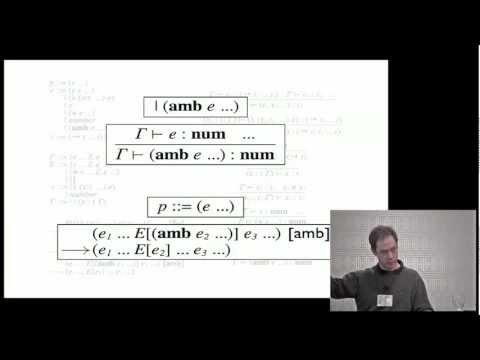 Run Your Research: POPL 2012 talk