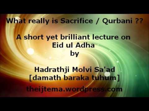 topic about eid ul adha