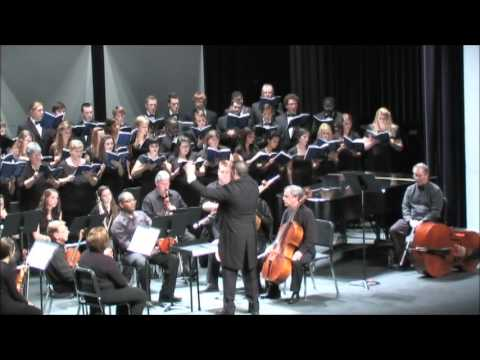 Louisiana Tech Choral Program, Morten Lauridsen's Lux Aeterna