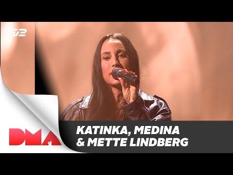 Katinka, Mette Lindberg & Medina   Hyldest til Sort Sol   DMA 2017   TV 2