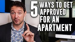 5 Ways To Rent An Apartment EVEN IF You Have Bad Credit or Have an Eviction on Your Record