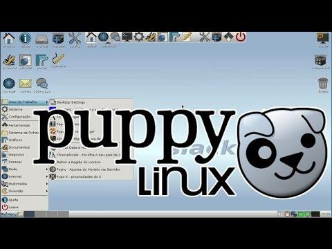 Como instalar LINUX: Puppy Linux