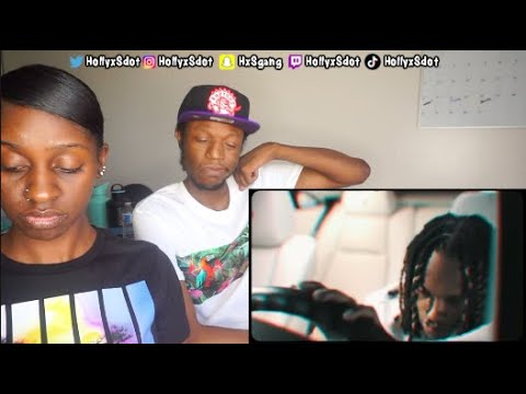 """King Von Ft Lil Durk - """"All These N**gas"""" (Music Video) REACTION!"""