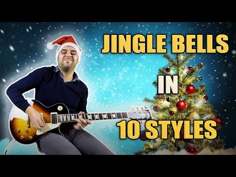 Jingle Bells Played in 10 Styles