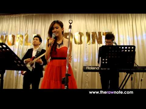 Wedding Live Band Malaysia [The Raw Note] - 3 Piece Band (May)
