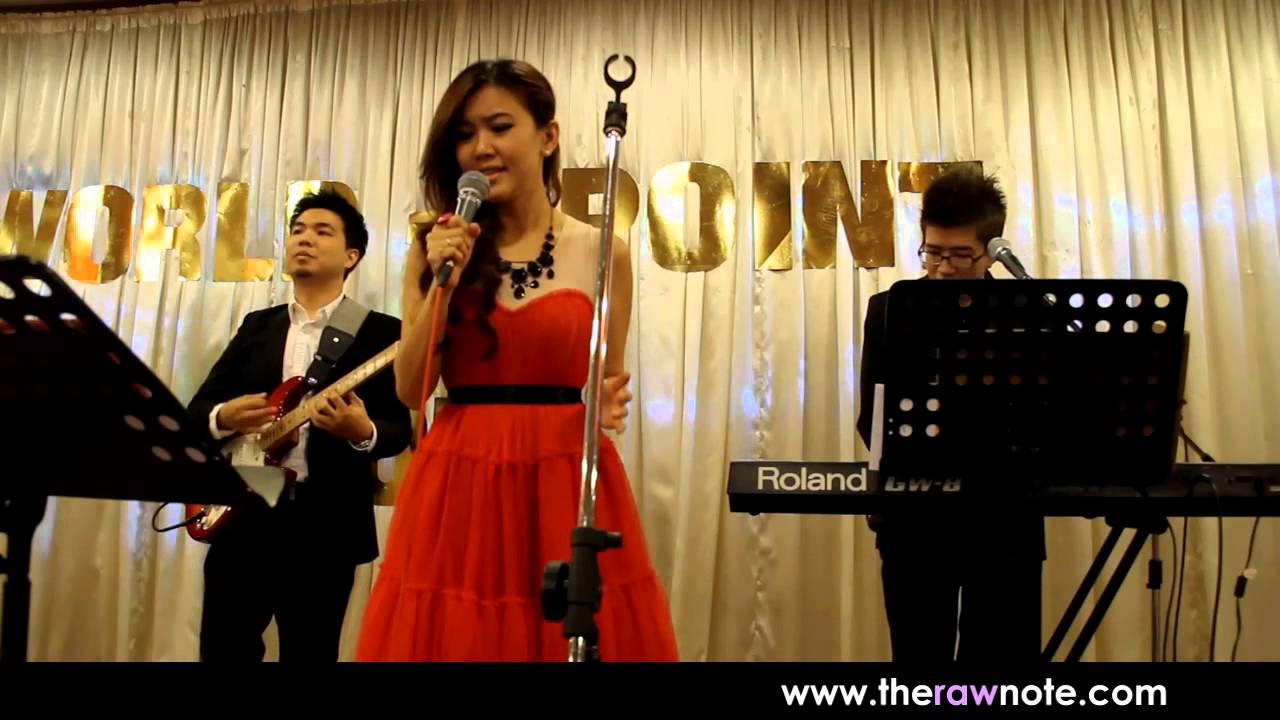Wedding Live Band Malaysia The Raw Note