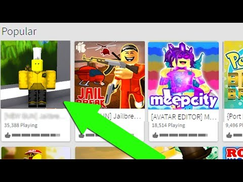 MY GAME IS MOST POPULAR ON ROBLOX!
