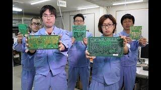 高品質と信頼の一貫生産「プリント基板」専門メーカー【ちの技研】(長野県茅野市)