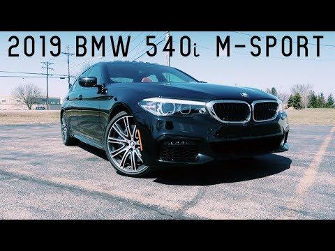 2019 BMW 540i xDrive | Full Review & Test Drive