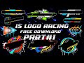 BAGI BAGI LOGO RACING TEXT KOSONG PART #1 + FONT - FREE DOWNLOAD
