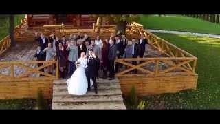 Женя & Катя 24.10.2015 (свадебный клип)