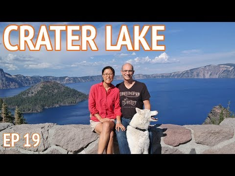 Crater Lake National Park | Camper Van Life
