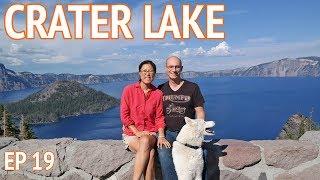 Crater Lake National Park | Camper Van Life S1:E19