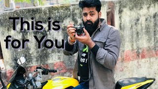 I purchased New Sony dslr for vloging || Sony a 5100