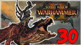Total War: WARHAMMER II - Отчаянные Потуги! - Часть 30
