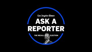 What's at stake in California's Recall Election
