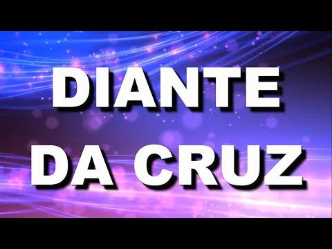 Diante da Cruz (At The Cross) - Hillsong - Com letra ( Lyric Video)